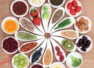 مزاج خوراکی ها طب سنتی